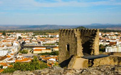 Visita de los socios del Proyecto BIOFRONTERA BIN-SAL al Centro CDOS de Castelo Branco (Portugal)